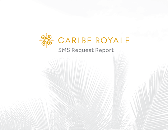 Caribe Royale Connect Staff Case Study