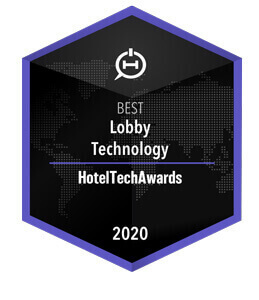 HotelTechAwards Winner
